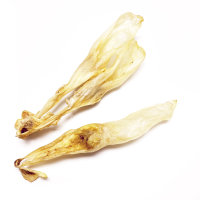 Kaninchenohren - natur, 100 g