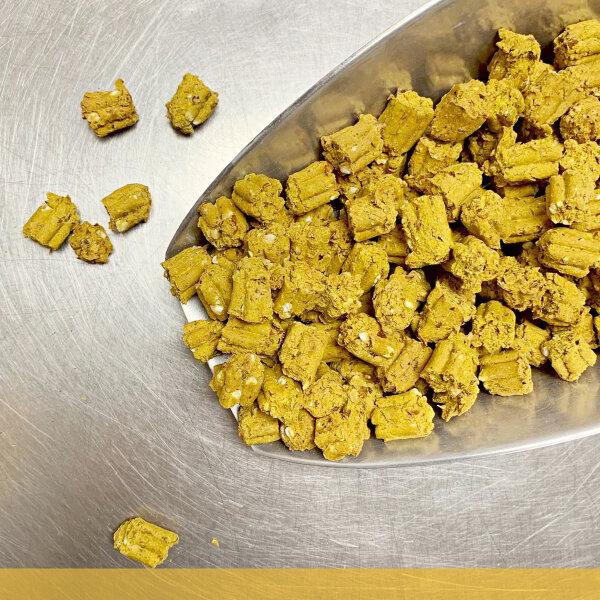 Getreidefreier Snack Birne-Ananas & Kurkuma, 175 g