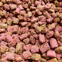 Getrockneter Snack mit Insekten & Gemüse, 175 g