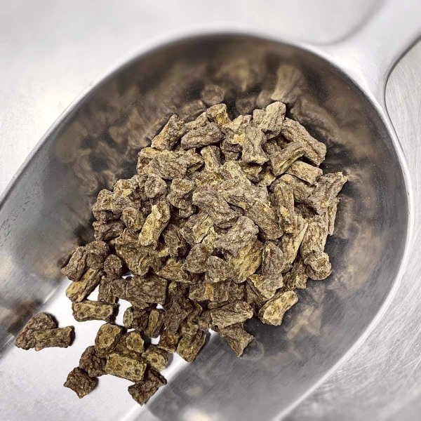 Getrocknete Bömskes mit Ziege, 175 g