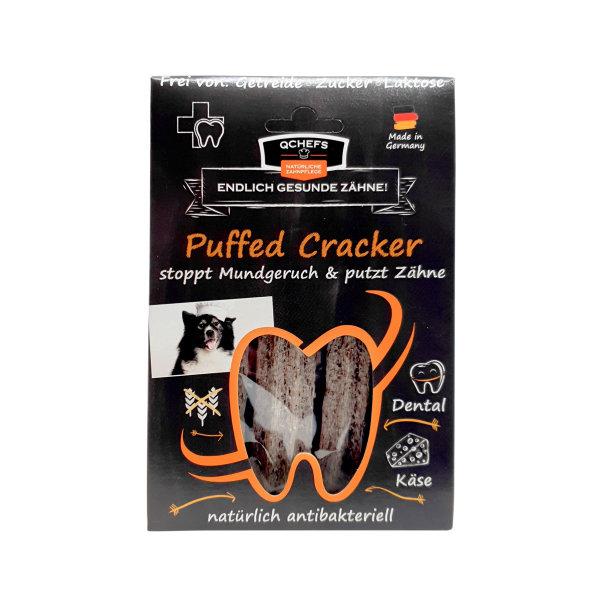 Qchefs Puffed Cracker Zahnpflegestangen 3er