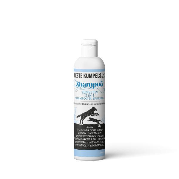 2 in 1 Shampoo, 190 ml