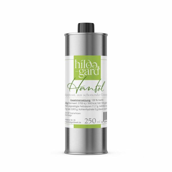 Hanföl Omega-3-6, 250 ml