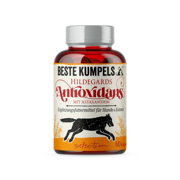 Hildegards Antioxidans mit Astaxanthin