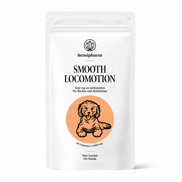 Smooth Locomotion TCM Kräuter 1000 mg