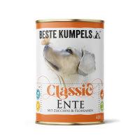 Getreidefreies Nassfutter Ente Classic, 400 g