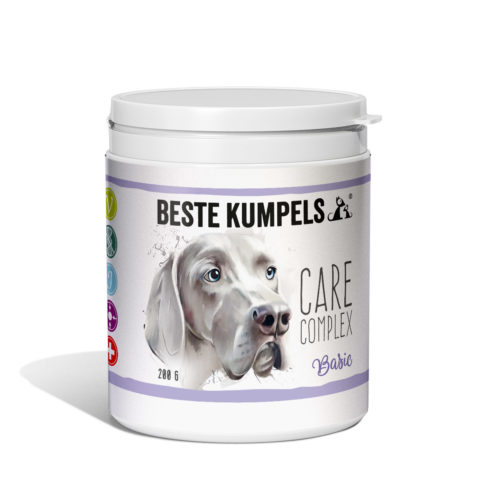 Care Complex Basic Dog mit Leinsamen