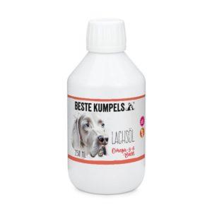 Lachsöl für Hunde