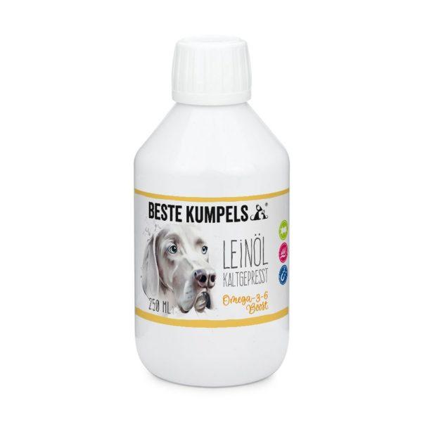 Leinöl für Hunde