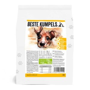 BESTE KUMPELS Trockenfutter FRESH Huhn Small Breed