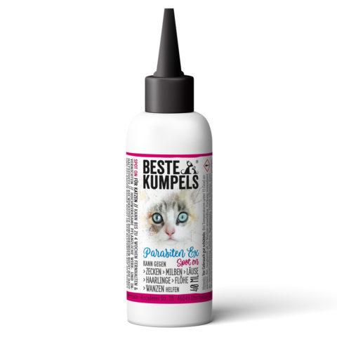 Parasiten Ex Ungeziefer Spot On für Katzen
