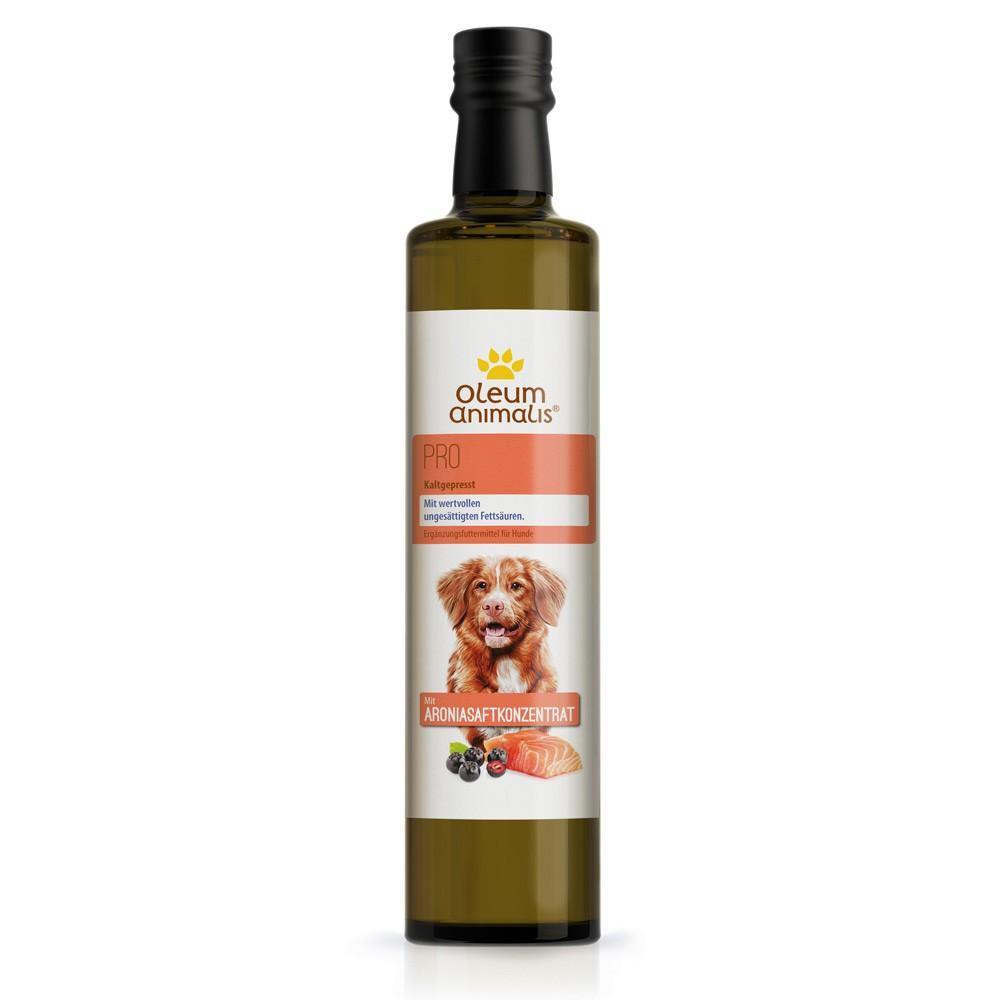 Pro Spezial-Öl mit Aronia für Hunde