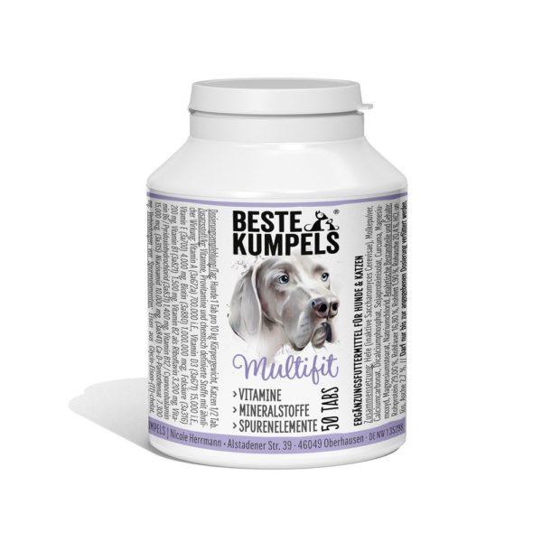 Multifit mit Vitaminen und Spurenelementen