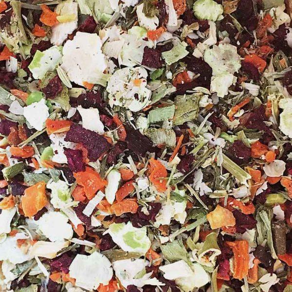 Gemüse-Gartenkräuter Flocken Mix