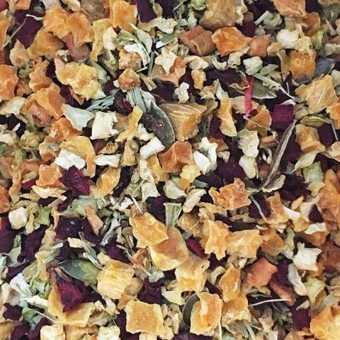 Vitamin Flocken Mix mit Kürbiskernen