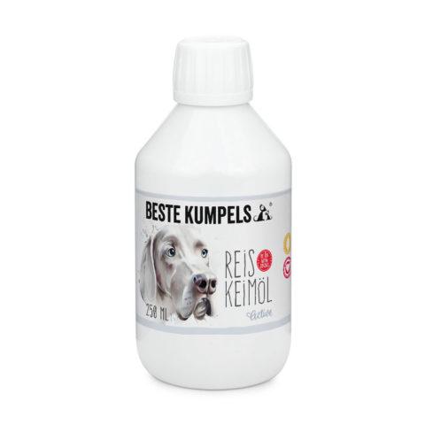 Reiskeimöl für Hunde, 8% Gamma- Oryzanol
