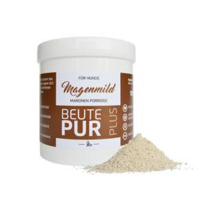 Magenmild Maronen Porridge